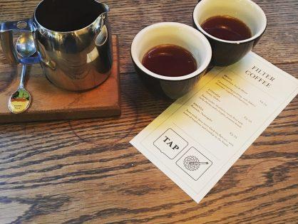 Najlepsze kawiarnie w Londynie - okiem Kozy