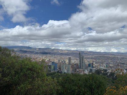 Poleciałem do Kolumbii