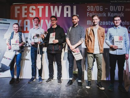 Podróże baristy - Festiwal kawy i Mistrzostwa Polski