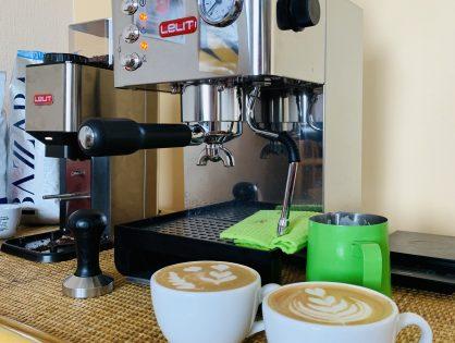 Espresso w domu w dobrej cenie - Lelit