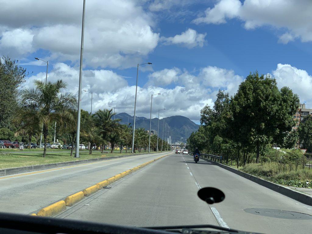 kolumbii