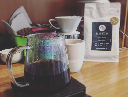 Testujemy kawy - Manhattan Coffee Roasters