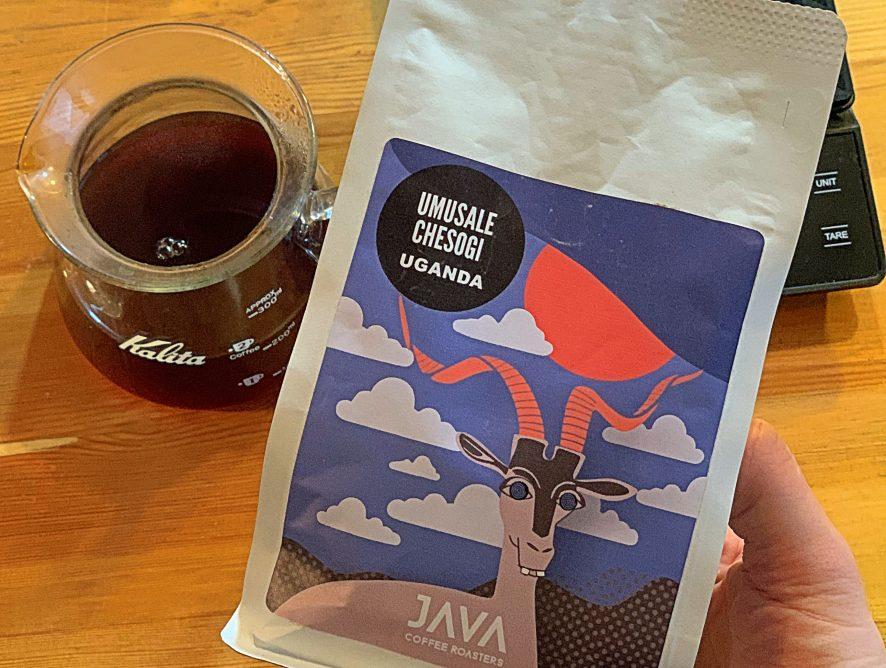 Kawa potrafi zaskoczyć - Uganda Umusale Chesogi