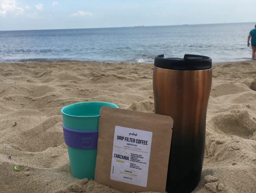 Jednorazowy drip - kawa nie tylko na podróż