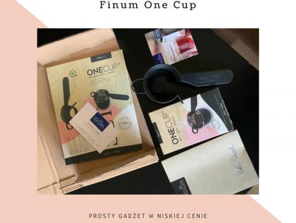 Zaparzacz za grosze - Finum One Cup