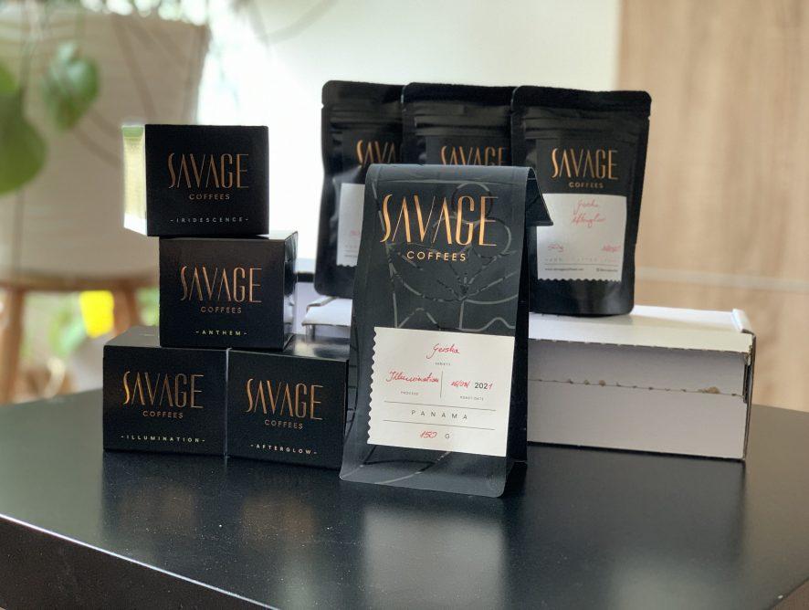 Savage Coffees - doświadczenie z kawą wyjątkową